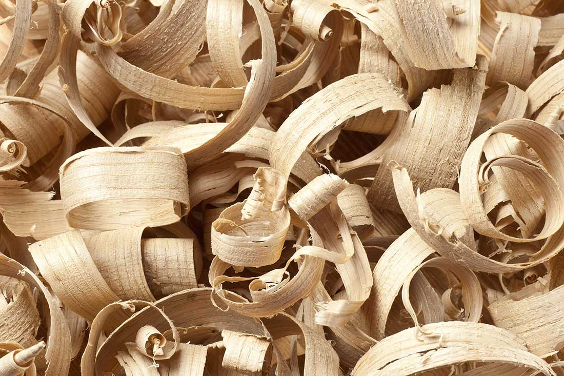 Wood-Shavings